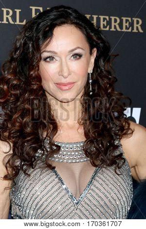 LOS ANGELES - JAN 30:  Sofia Milos at the