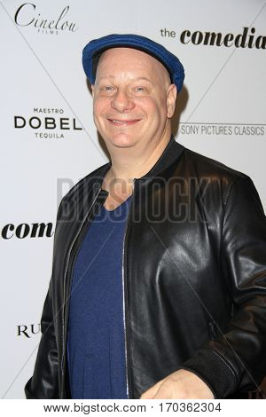 LOS ANGELES - JAN 27:  Jeff Ross at the