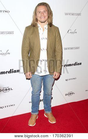 LOS ANGELES - JAN 27:  Tony Cavalero at the