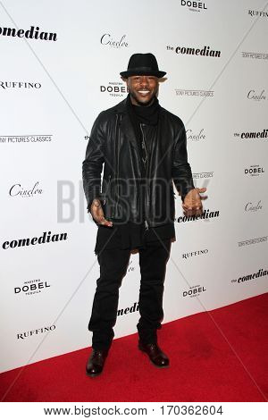 LOS ANGELES - JAN 27:  Edwin Hodge at the