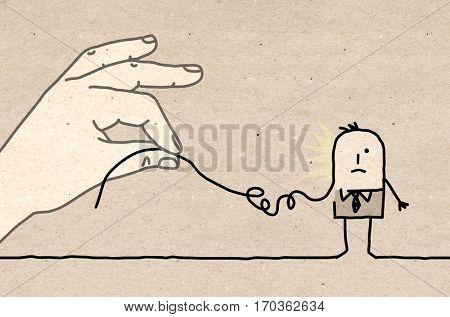 Big hand - deconstruct