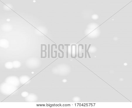 White and gray blur abstract background. Light backdrop.