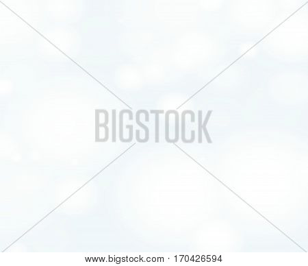 Light blur backdrop. Pale blue background. Blurred pattern