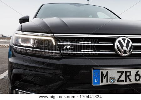 Volkswagen Tiguan, 4X4 R-line, Close-up