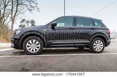 Volkswagen Tiguan, 4X4, 2017