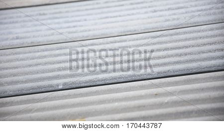 Close up asbestos roof grey texture background.