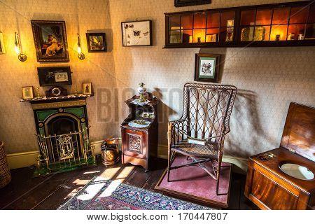 Sherlock Holmes Museum, London