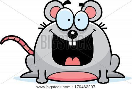 Happy Little Mouse