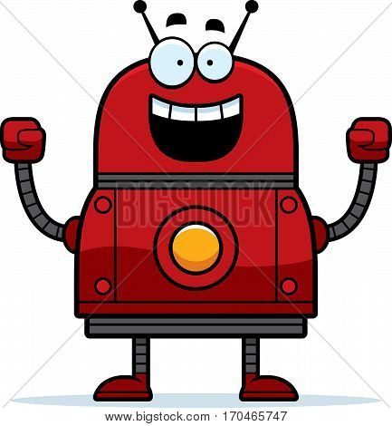 Celebrating Red Robot