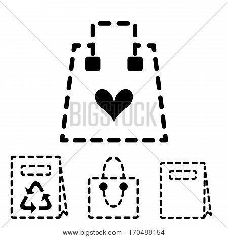 Shopping Bag Icons