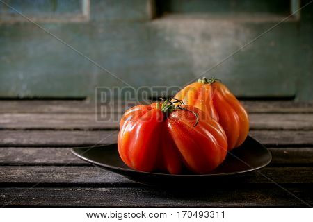 Big Red Tomatoes Raf