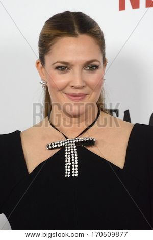 LOS ANGELES - FEB 1:  Drew Barrymore at the
