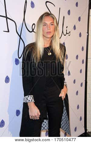 LOS ANGELES - JAN 31:  Emma Deigman at the Tyler Ellis 5th Anniversary Party and Tyler Ellis x Petra Flannery Collection Launch at Chateau Marmont on January 31, 2017 in West Hollywood, CA