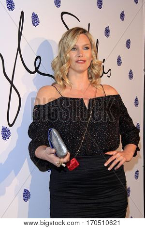 LOS ANGELES - JAN 31:  Natasha Henstridge at the Tyler Ellis 5th Anniversary Party and Tyler Ellis x Petra Flannery Collection Launch at Chateau Marmont on January 31, 2017 in West Hollywood, CA