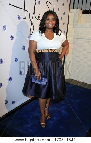LOS ANGELES - JAN 31:  Octavia Spencer at the Tyler Ellis 5th Anniversary Party and Tyler Ellis x Petra Flannery Collection Launch at Chateau Marmont on January 31, 2017 in West Hollywood, CA