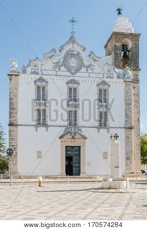 Church of Nossa Senhora da Soledade built in the Baroque and Roccoco styles the church was once the parochial church but is primarily used as a pilgrimage chapel.