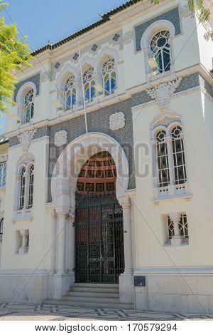 Banco De Portugal Building