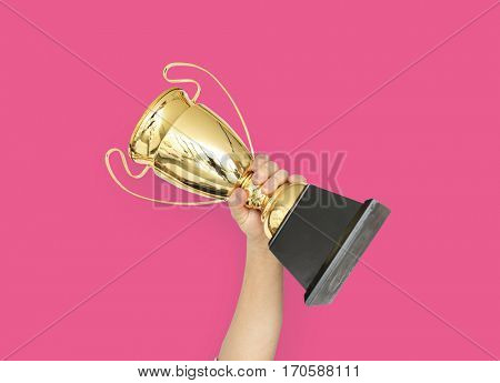 Prize Trophy Victory Best Cere Ceremony Champion