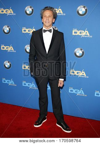 Brian Grazer at the 69th Annual Directors Guild Of America Awards held at the Beverly Hilton Hotel in Beverly Hills, USA on February 4, 2017.