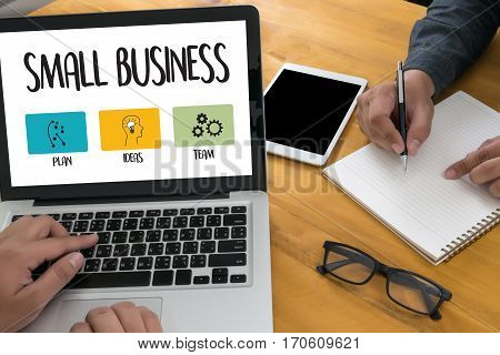 Small Business  New Beginning   Solution  For Goals Start Your Life Lifestyle Begi  Business Vision