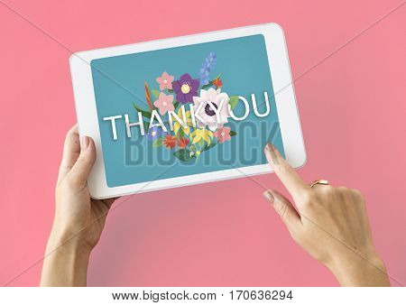 Thank You Appreciation Greatful Happy