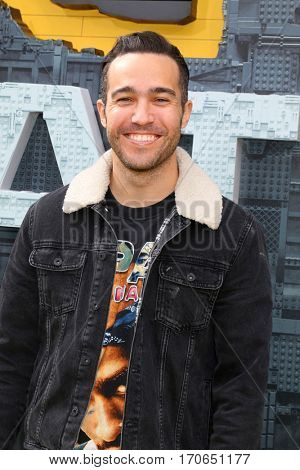 LOS ANGELES - FEB 4:  Pete Wentz at the
