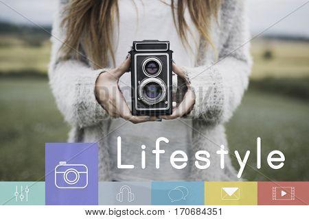 Lifestyle Capture Moments Memories Life