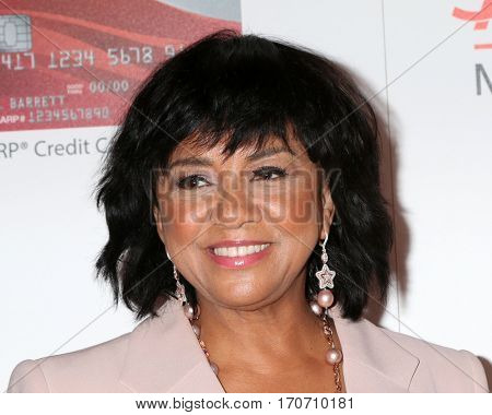 LOS ANGELES - FEB 6:  Cheryl Boone Isaacs at the AARP Movies for Grownups Awards at Beverly Wilshire Hotel on February 6, 2017 in Beverly Hills, CA
