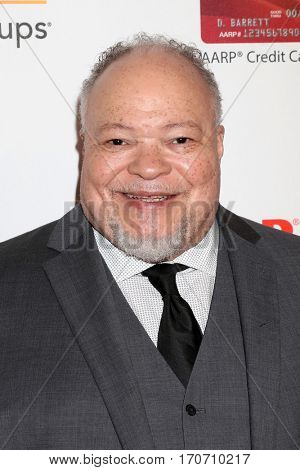 LOS ANGELES - FEB 6:  Stephen McKinley Henderson at the AARP Movies for Grownups Awards at Beverly Wilshire Hotel on February 6, 2017 in Beverly Hills, CA