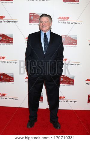 LOS ANGELES - FEB 6:  Treat Williams at the AARP Movies for Grownups Awards at Beverly Wilshire Hotel on February 6, 2017 in Beverly Hills, CA