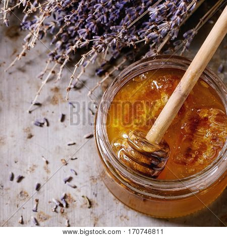 Honey And Lavande