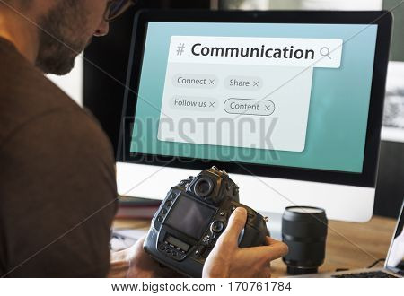 Internet Social Platform Network