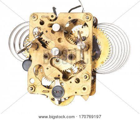 Clockwork alarm