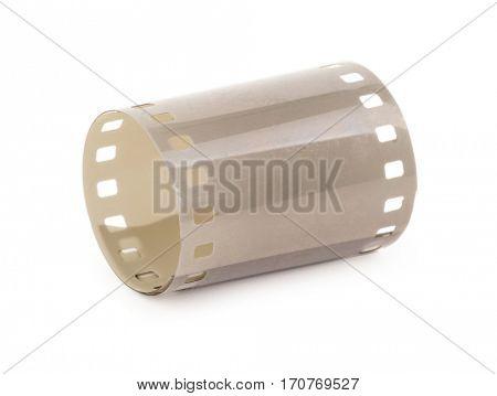 The piece of film