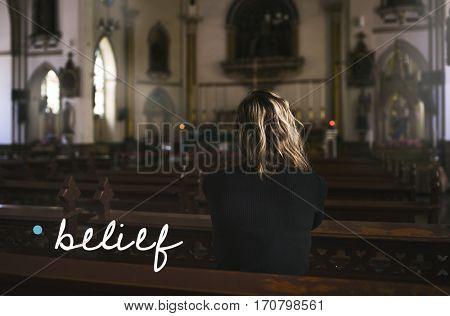 Belief Hope Faith Trust Spirit