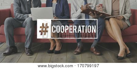 Social Business Corporate Strategy Operation