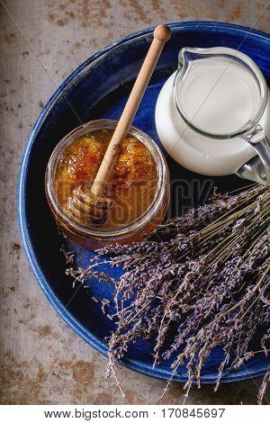 Honey, Milk And Lavender