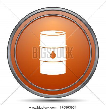 Oil Barrel Icon