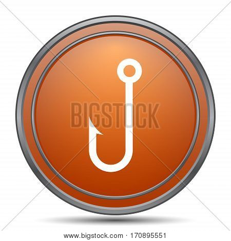 Fish Hook Icon