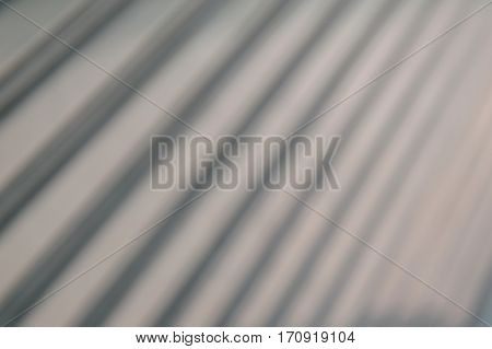 blurry iron louver door texture and background