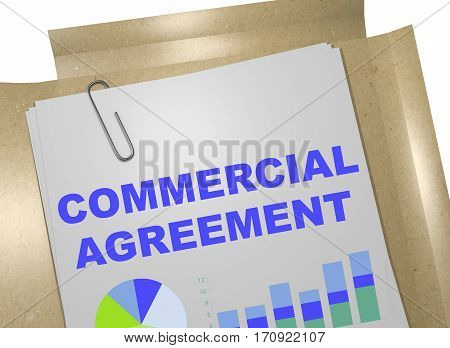 Commercial Agreement - Business Concept