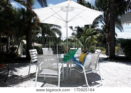 sunshade outdoor umbrella parasol scenic relax vacation