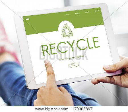 Recycle Environmental Conservation Nature Ecology