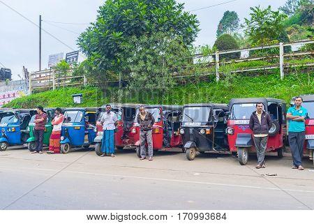 The Tuk-tuk Taxi