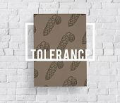 Satisfied Spirit Tolerance Forbearance Mood poster