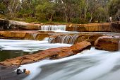 Noble Falls is found in Gidgegannup, a town in the hills on the outskirts of Perth, Western Australia. poster