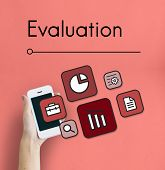 Assessment Strategy Evaluation Prioritize Icons poster