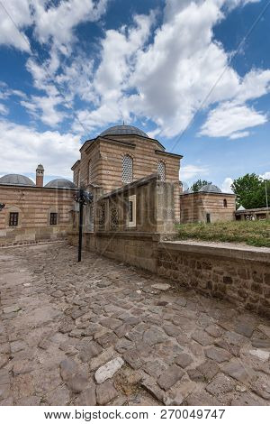 Edirne, Turkey - May 26, 2018: Outside View Of Built By Architect Mimar Sinan Between 1569 And 1575