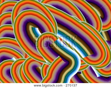 this is an abstract background. poster