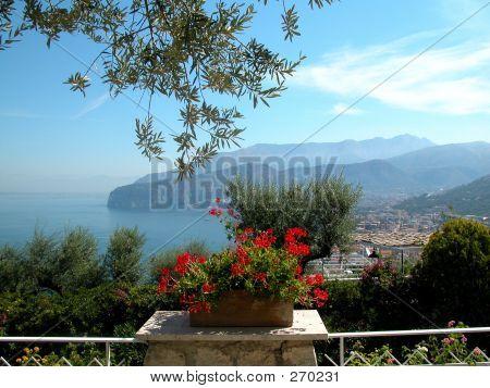 Sorrento The Bay Of Naples